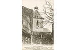 COUCY-LE-Château. - Enlèvement du Bourdon de l'Hôtel de Ville (6 janvier 1916). The Carrying down of the Big Bell of the Town-Hall (6 january 1916) ND Phot